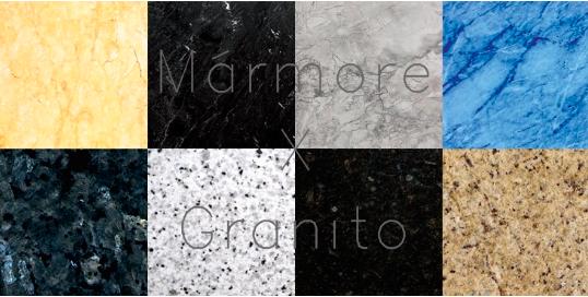 Qual a diferen a entre m rmore e granito qual devo for Tipos de granito para encimeras
